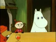 Moomintroll, Little My and Sorry-oo