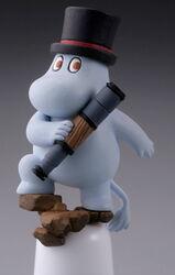 Moomin thimble moominpappa