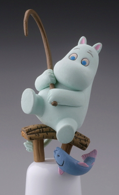 Moomin thimble moomintroll