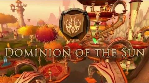 Dominion of the Sun Blood Elf RP-PVP-0