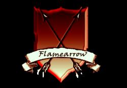 Flamearrow Banner 1.5