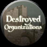 DestroyedOrgs