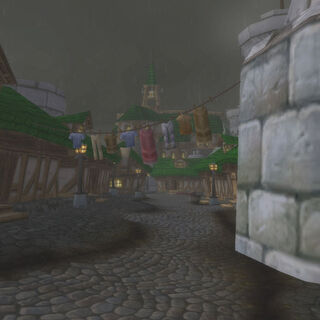 A street in Boralus.