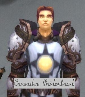 CrusaderBridenbrad