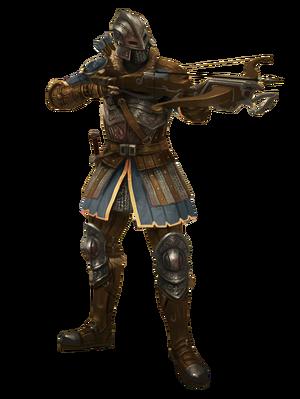 Avern Crossbowman