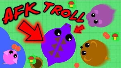 MOPE.IO AFK TROLLING Mope.io BIGGEST TROLLING EVER Funny Moments MOPE.IO NEW UPDATE (Mope.io)
