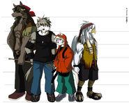Kouya's band 2004 1 by Sippo Abasiri