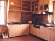 深の家キッチン hiru