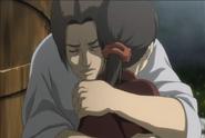 Karuna hugs balsa