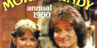 Mork & Mindy annual 1980