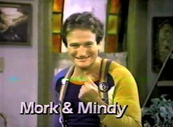 Mork and Mindy Season 4 Promos Robin Williams