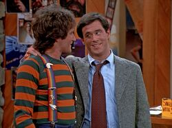 Mork & Mindy - Mork Goes Public Robin Williams Jeff Altman