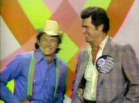 Laugh-In 1977 Robin Williams and James Garner