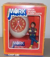 Mork from Ork Talking Alarm Clock 00 Boxed