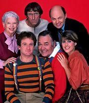 Mork & Mindy Season 4 Cast