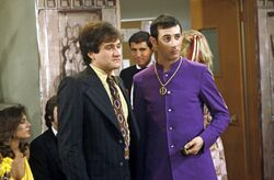Mork & Mindy Long Before We Met Robin Williams Paul Reubens