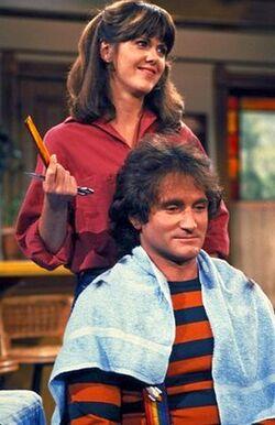 Mork & Mindy 104 Mork Runs Away Pam Dawber Robin Williams