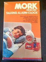 Mork from Ork Talking Alarm Clock 06 Box Side