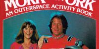 Mork from Ork: An Outerspace Activity Book