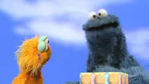 Sesame Street - Cookie Monster and Zoe Show the Inside Scoop
