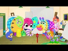 Rainbow pets