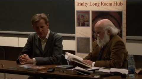 Philip Reeve with Robert Dunbar