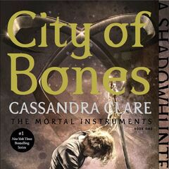 Repackaged <i>City of Bones</i> US edition cover
