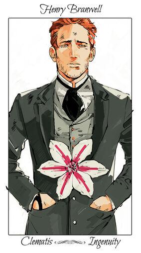 CJ Flowers, Henry