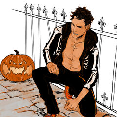 October - Raphael Santiago