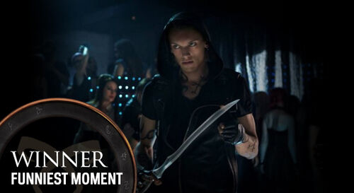 Shadowhunters AwardFrame Funniest