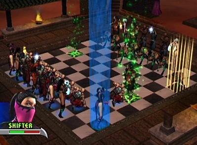Mortal kombat chess pc