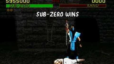 Mortal Kombat 1 - Sub-Zero Fatality