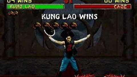 MK2 Kung Lao Fatality 1