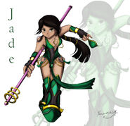 Jade mortal kombat grand chase by fe martins-d8ktd5p