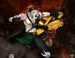 Scorpion vs quan chi 2 by grace zed-d689emc