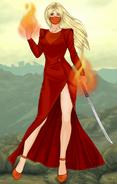 Jasper Alternate Outfit