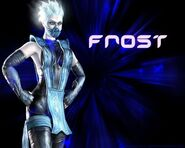 Mortal kombat frost by heiraksay