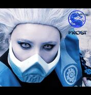Cosplay frost mortal kombat deadly alliance by androidedezoito-d67kyr6