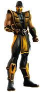 Mortal-Kombat-Deception-MKD-Render-Character-Scorpion