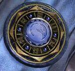 Amulet of Raiden