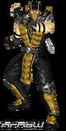 Scorpion alternate render by arrow231-d6jg2cv