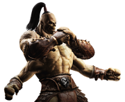 Mortal kombat x pc goro render 2 by wyruzzah-d8sln54