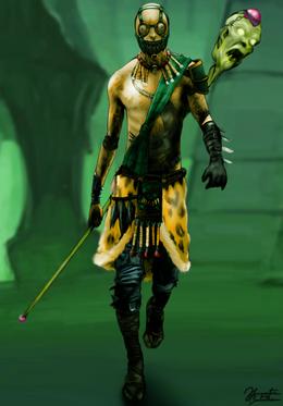 Mortal kombat chameleon by jhonatasbatalha-d66byzt