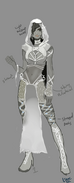 Ariana MKX Concept Art