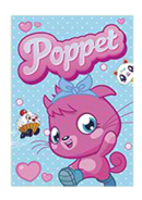 Poppet Sticker Book Poster
