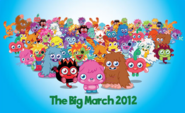 The Big March 2012