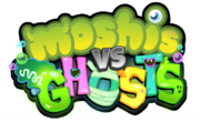 Moshis VS Ghost Logo