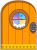 Twistmas Door