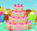 Cake House Style floor 4