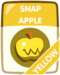 Yellow Snap Apple